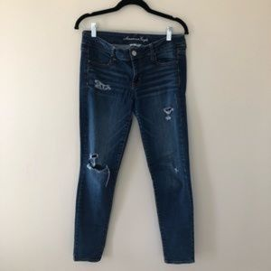American Eagle Outfitters stretch skinny jean